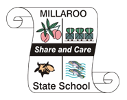 "School logo ""Share and Care"""